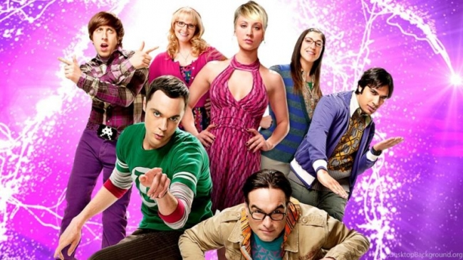 Series: The Big Bang Theory, Teaser de la última temporada