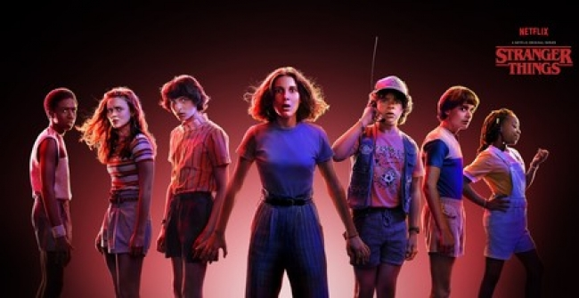 Series: 'Stranger Things 3' destroza los récords de Netflix