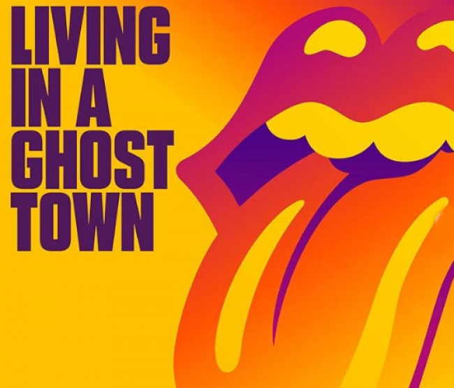 Musica: The Rolling Stones lanza ¨Living In a Ghost Town¨, su nueva canción.