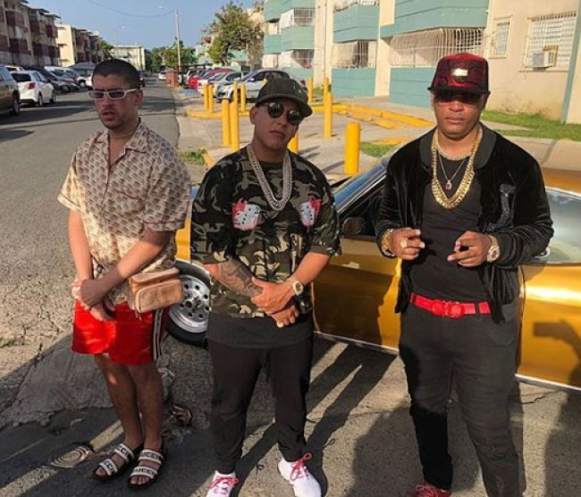Musica: Nuevo video de Daddy Yankee, Bad Bunny y Pacho