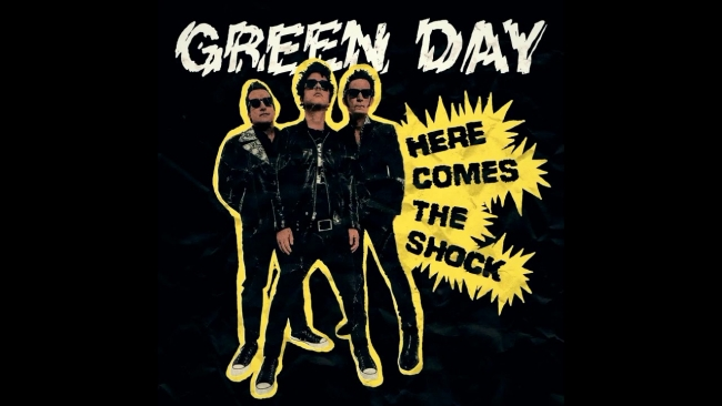 Música: + Green Day lanza un nuevo single y vídeo: 'Here Comes The Shock'