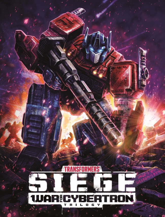 Series: Transformers: War for Cybertron Trilogy – Siege estrena su trailer completo