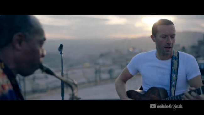 Música: Coldplay presentó el video de ¨Everyday Life¨