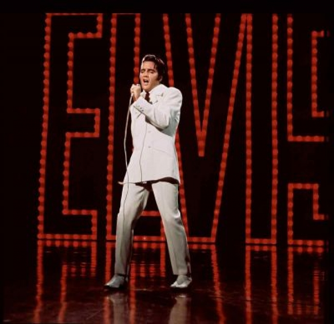 Elvis: Live In Concert en Bs. As