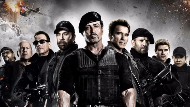 Cine: The Expendables 4 ( los indestructibles 4) comenzará a filmarse en 2019