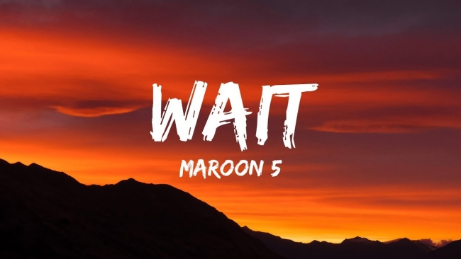 "Video-estreno: ""Wait"" de Maroon 5"