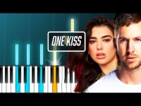"Musica: Dua Lipa y Calvin Harris presentan ""One Kiss"" con un extaño video"