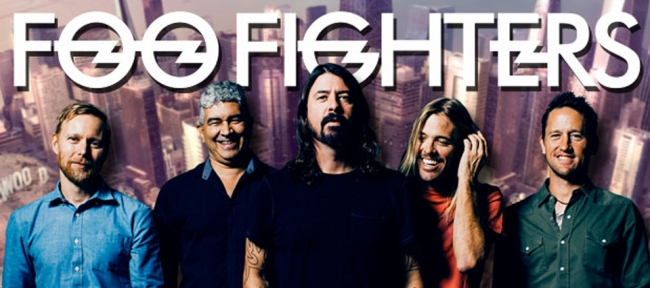 "Musica: Foo Fighters presenta un tremendo mashup de ""Imagine"" y ""Jump"""