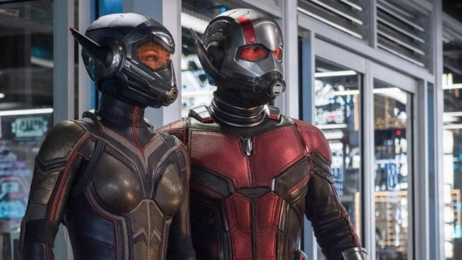 Cine: Ant-Man and the Wasp estrena nuevo trailer