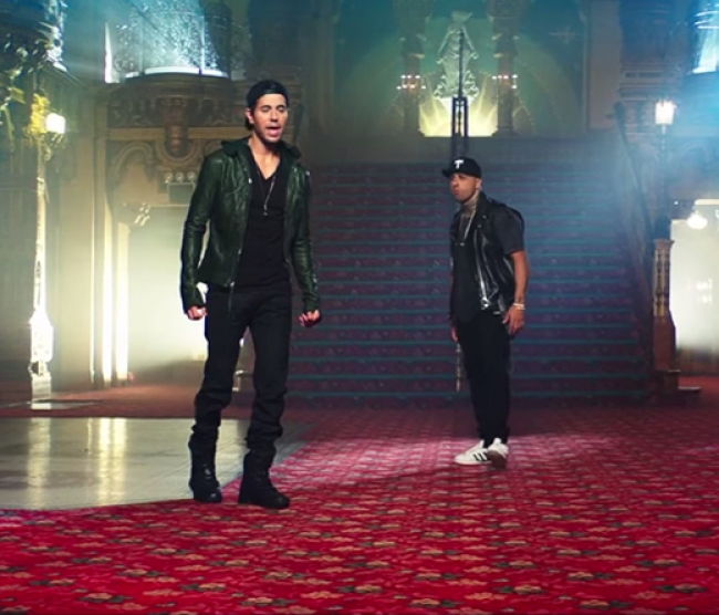 "Nicky Jam y Enrique Iglesias presentan el video de ""Forgiveness"""