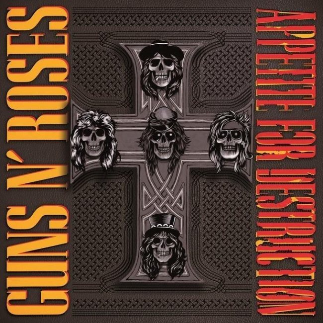 "Musica: Guns N' Roses: ¿Qué tendrá la reedición de ""Appetite For Destruction""?"