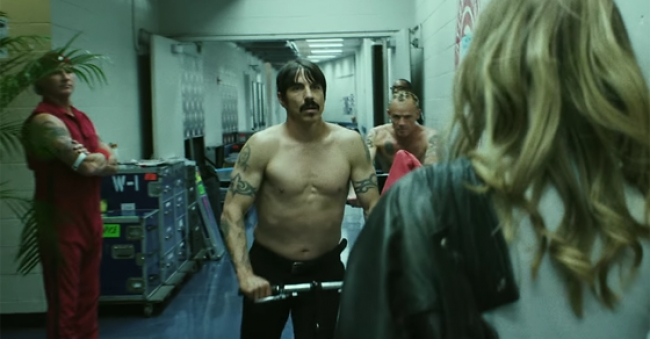 Nuevo video de Red Hot Chili Peppers