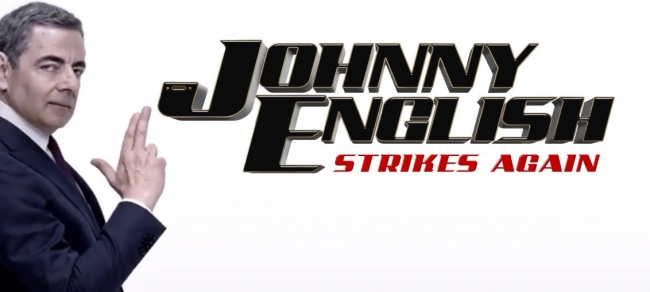 Cine: Johnny English Strikes again estrena un nuevo trailer