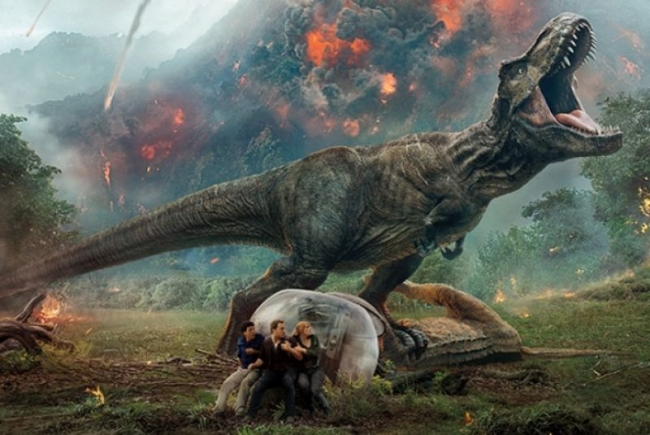 Cine: Jurassic World: Fallen Kingdom estrena nuevo trailer